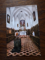L17/132 Suisse. Chartreuse De La Valsainte. Interieur De L'église - FR Fribourg