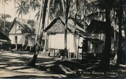 I63 - MALAISIE - A Malay Kampong - Village - Malaysia