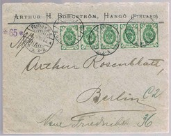Russia, 1905, For Berlin - 1857-1916 Imperium