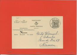 NASSEN  BILZEN Voir Scan Pour état - Stamped Stationery