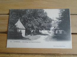 Luxeuil , Ermitage De Saint-valbert - Luxeuil Les Bains