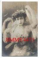 CPA - Mlle ROBINE Comédienne - Illust. Manuel - Edit. F.C & Cie N° 160 - Scans Recto-Verso - Theatre