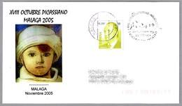 XVIII OCTUBRE PICASSIANO. Malaga, Andalucia, 2005 - Picasso