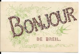 Un Bonjour De Breil - Breil-sur-Roya