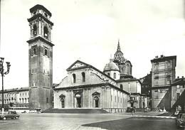 """2839 """"TORINO - DUOMO - S. GIOVANNI"""" CARTOLINA POST. ORIGINALE NON SPEDITA - Churches"""