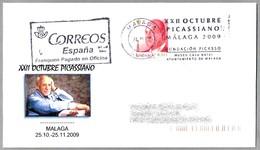 XXI OCTUBRE PICASSIANO. Malaga, Andalucia, 2009 - Picasso