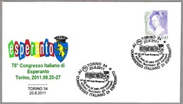 78 CONGRESO ITALIANO DE ESPERANTO. Torino 2011 - Esperánto