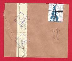 POLAND 2010.10.09. World Mail Day - Canceled Band For Official Shipments Of Poczta Polska - Polen