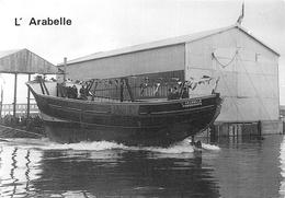 """¤¤  - CHERBOURG  -  Lancement Du Bateau De Pêche """" L'ARABELLE """"   -  ¤¤ - Cherbourg"""