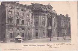 TORINO PALAZZO CARIGNANO VG AUTENTICA 100% - Palazzo Carignano