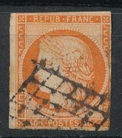 N°5 NUANCE ET OBLITERATION. - 1849-1850 Cérès