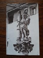 L17/138 Suisse. Fribourg. Fontaine De La Prudence Ou De La Sagesse - FR Fribourg