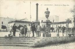 ALGECIRAS - Detalle De La Plaza Alta. - Espagne