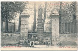 PLONEVEZ DU FAOU - Statue De La Vierge - Plonevez-du-Faou