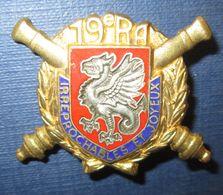 19° Régiment D'Artillerie - Armée De Terre