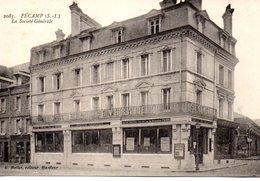 Seine Maritime : Fécamp : Banque : Socièté Générale - Fécamp