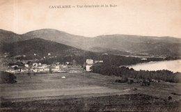 """CAVALAIRE SUR MER """" Vue Générale Et La Baie"""" - Cavalaire-sur-Mer"""
