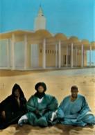 Afrique Afric Mauritanie Nouakchott L'heure De La Prière Carte Postale Postcard - Mauretanien