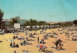 Afrique Afric Angola Moçamedes Praia Das Miragens Carte Postale Postcards Quelque Plis à Droit - Angola