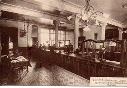 Saône Et Loire : Chalons Sur Saône : Banque : Socièté Générale - Chalon Sur Saone