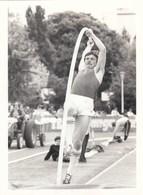 PHOTO ORIGINALE (18x24)SAINT DENIS Meeting Inter D Athletisme SERGEI BUBKA  URSS Champion Du Monde De Saut A La Perche - Sport