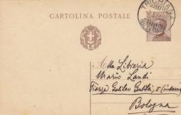 """9208-ANNULLO """"TRICHIANA(BELLUNO) 9-8-30"""" - 1900-44 Vittorio Emanuele III"""