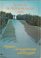Innsbruck - Cpm / Jeux Olympiques - Piste De Ski. - Olympic Games