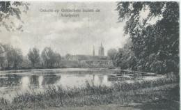 Gorinchem - Gezicht Op Gorinchem Buiten De Arkelpoort - Weenenk & Snel - Gor. 9 - 1923 - Gorinchem