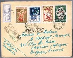 Russia, 1969, For Belgique - 1923-1991 UdSSR