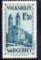 SARRE 1933 SANS GOMME - Ungebraucht