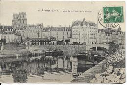 Rennes - Quai - Rennes