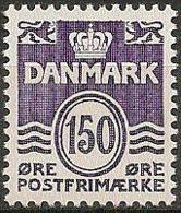 Denmark 2002. Wave Lines.  Michel 1295  MNH. - Nuevos
