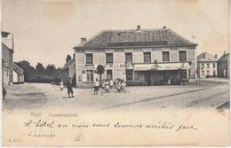 Mol - Moll - Comedieplaats - Hotel - Geanimeerd - 1904 - A 4932 - Mol