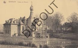 Postkaart-Carte Postale GANSHOREN Château De Rivieren  (O282) - Ganshoren