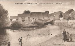 Montigny Sur Vingeanne L Usine Electrique - Francia