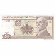 TWN - CUBA 117j - 10 Pesos 2008 Serie DJ-01 UNC - Cuba