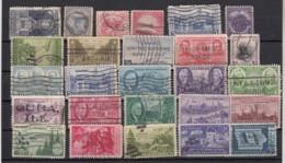 USA  Lot De 26 Valeurs - Etats-Unis