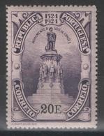 Portugal - YT 329 * - 1924 - 1910-... Republic