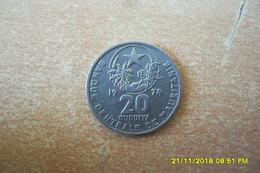 20 Ouguiya De Mauritanie 1974 En TTB. - Mauritanie