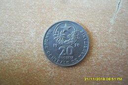 20 Ouguiya De Mauritanie 1974 En TTB. - Mauritanië