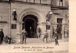 Haut-rhin : Saint Louis : Banque : Sociétè Générale - Saint Louis
