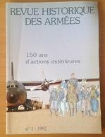 REVUE HISTORIQUE DES ARMEES 1992  Numero 1 - Documenten