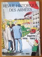REVUE HISTORIQUE DES ARMEES 1992  Numero 2 - Documents