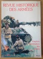 REVUE HISTORIQUE DES ARMEES 1992  Numero 4 - Documentos