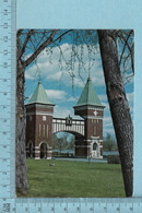 Saint-Hyacinthe Quebec -Porte Des Maires.- Servie En 1984 - Carte Postale Post Card - St. Hyacinthe