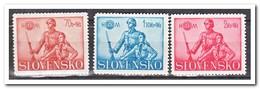 Slowakije 1942, Postfris MNH, For The Hlinka Youth - Unused Stamps