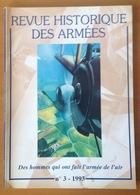 REVUE HISTORIQUE DES ARMEES 1993 Numero 3 - Documents