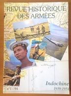 REVUE HISTORIQUE DES ARMEES 1994 Numero 1 - Documents