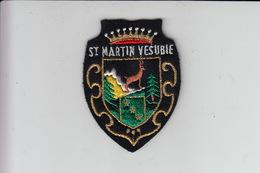 ECUSSON Tissu Brodé - SAINT MARTIN VESUBIE - Ecussons Tissu