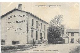 MONPLAISIR-CHAMPDENIERS - France
